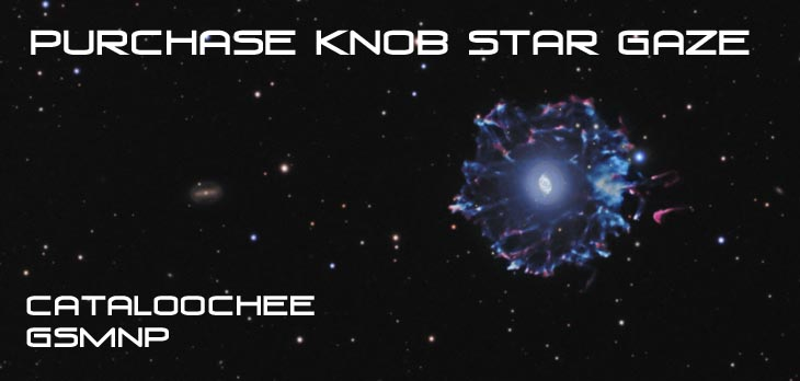 Purchase Knob Star Gaze Event