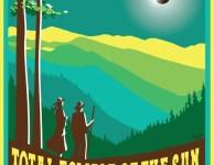 Smoky Mountain Eclipse