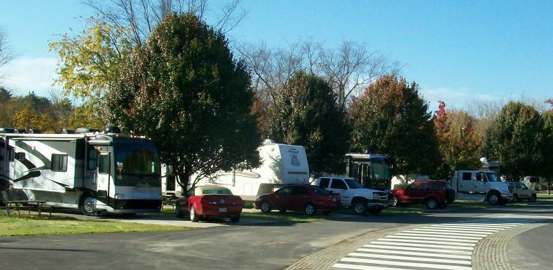 Treat yourself to Wilson's RV campground!
