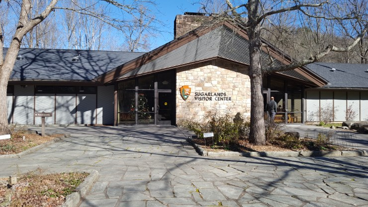 Sugarlands Visitor Center, Great Smoky Mountains National Park