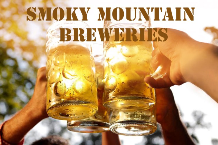 5 great smoky mountain breweries