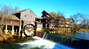 The Old Mill in Pigeon Forge has been the hub of Smoky Mountain Shopping for over a century!