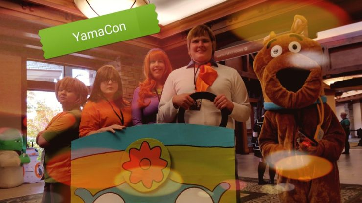 Put Pigeon Forge Yama Con on your must do list!