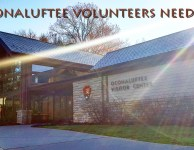 Smoky Mountains Oconaluftee volunteers needed.