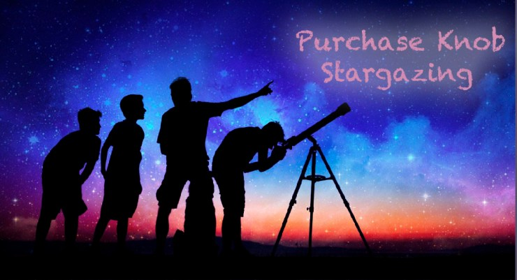 Purchase Knob stargazing in Great Smoky Mountains National Park!