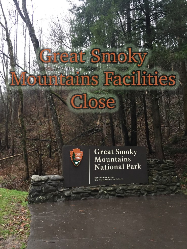 """""""Visitors are going to be on their own until the shutdown ends,"""" Laurel Rematore, Great Smoky Mountains Association (GSMA), CEO."""