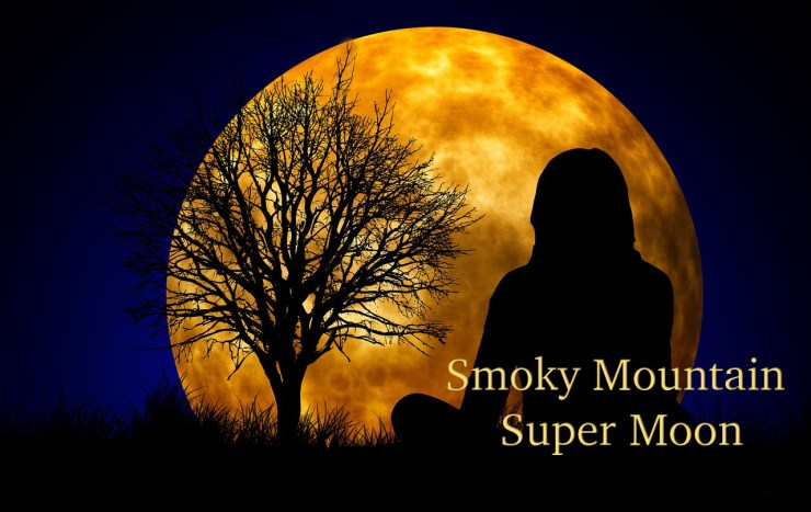Smoky Mountain Super Moon!