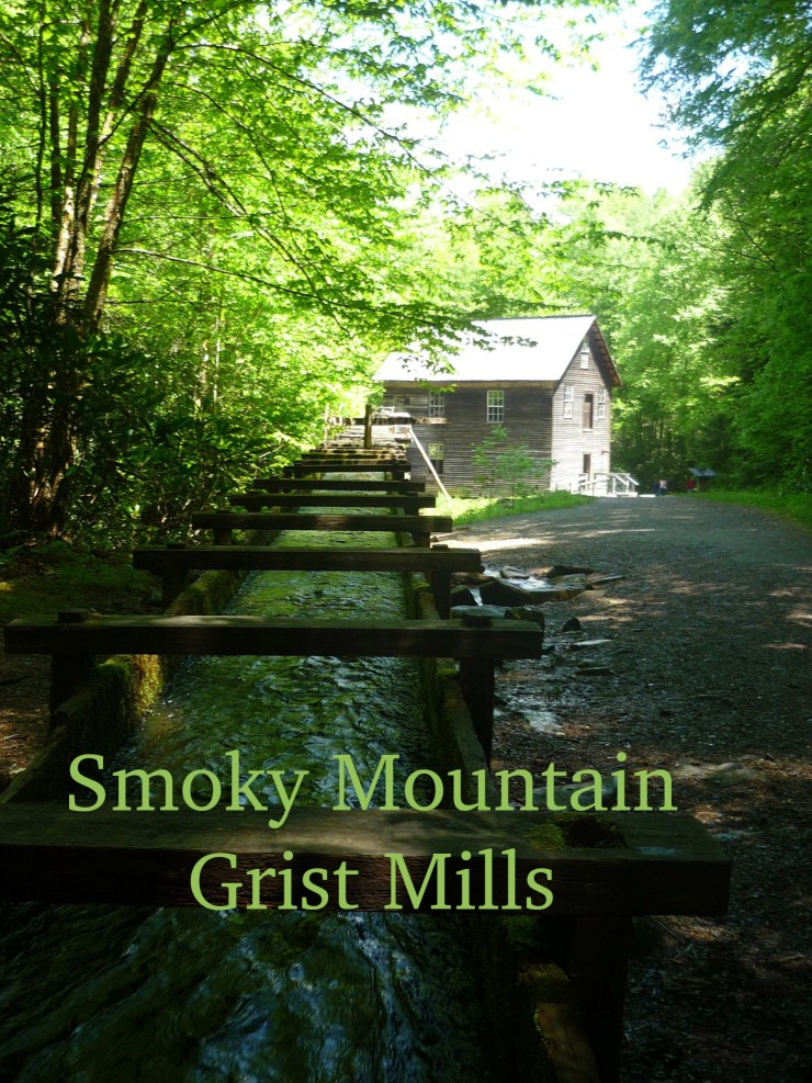 Mingus Mill was the hub of the beautiful Oconaluftee valley.
