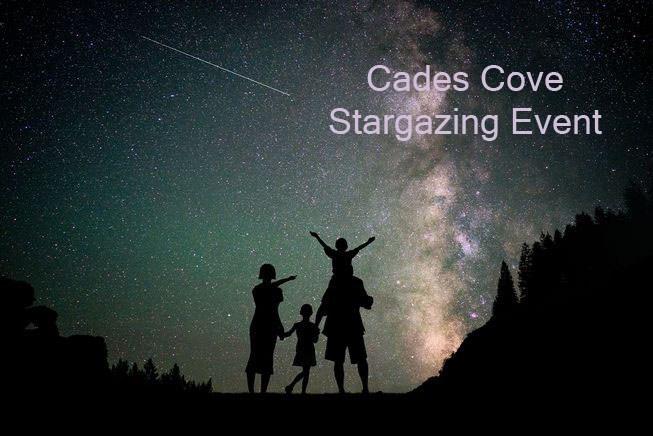 Cades Cove Stargazing event.