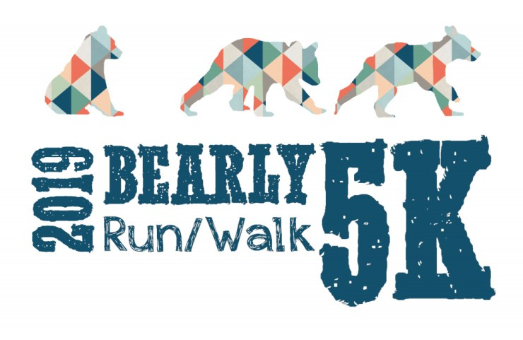 The Appalachian Bear Rescue Bearly 5K run is fun for the entire family!