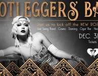 New Years Bootleggers' Ball has it all for 2020.