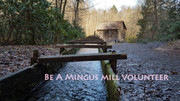 GSMNP Mingus Mill volunteers needed!