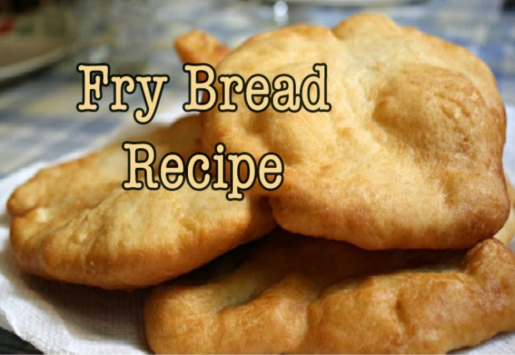 This fry bread recipe is the perfect solution to empty bread shelves at the supermarket. The entire family will love this quick, easy and delicious recipe!