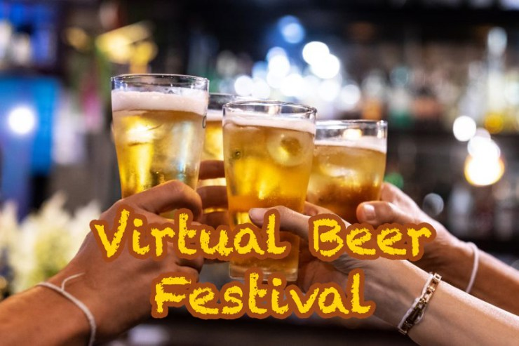 North Carolina virtual beer festival promises to be a tasty diversion!