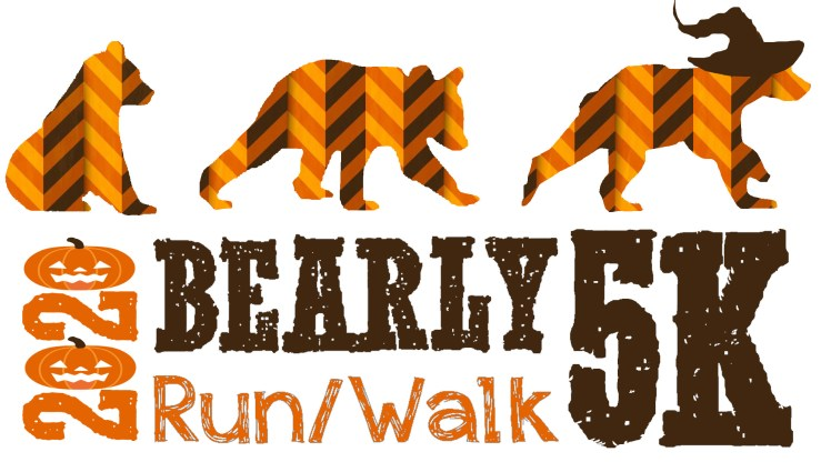 The Appalachian Bear Rescue Bearly 5K will virtually be fun for the entire famil!