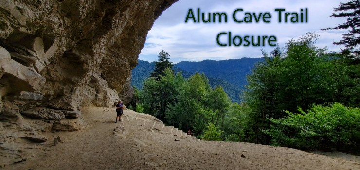 Alum Cave Trail closes for bridge construction