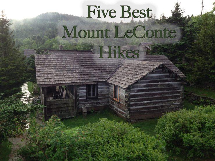 Five best Mt. Leconte hikes