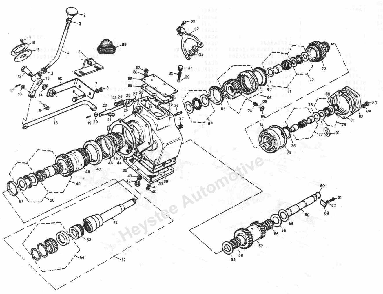 Service manual [Exploded View 2005 Land Rover Freelander