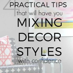 Mixing Furniture Styles Living Room Pictures Of Unique Rooms 4 Practical Tips That Will Have You Decor ...