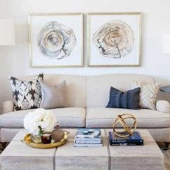 Mixing Furniture Styles Living Room Colors 2017 Ideas 4 Practical Tips That Will Have You Decor With Confidence Grey Linen Roll Arm Sofa Mismatched End Tables