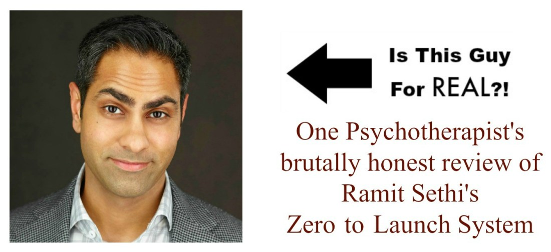 Is Zero to Launch a Scam?! A Review of Ramit Sethi's Zero to