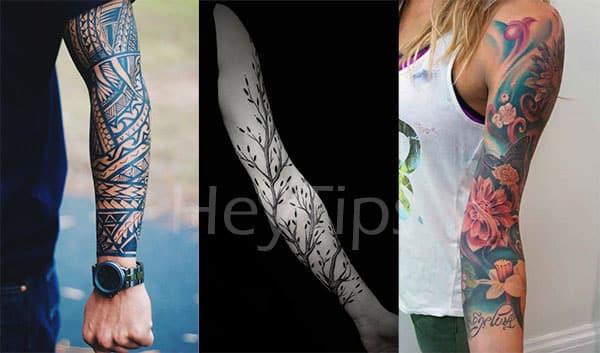 Tattoo Realismo Brazo Hombre