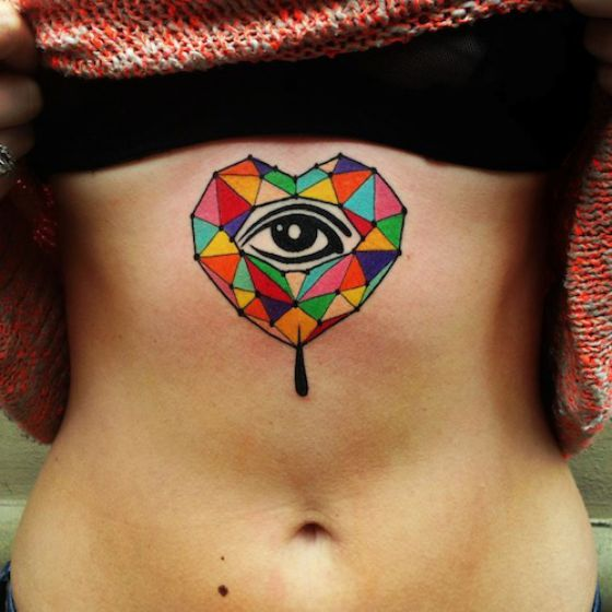 Imagenes De Tatuajes Para Mujeres Corazones