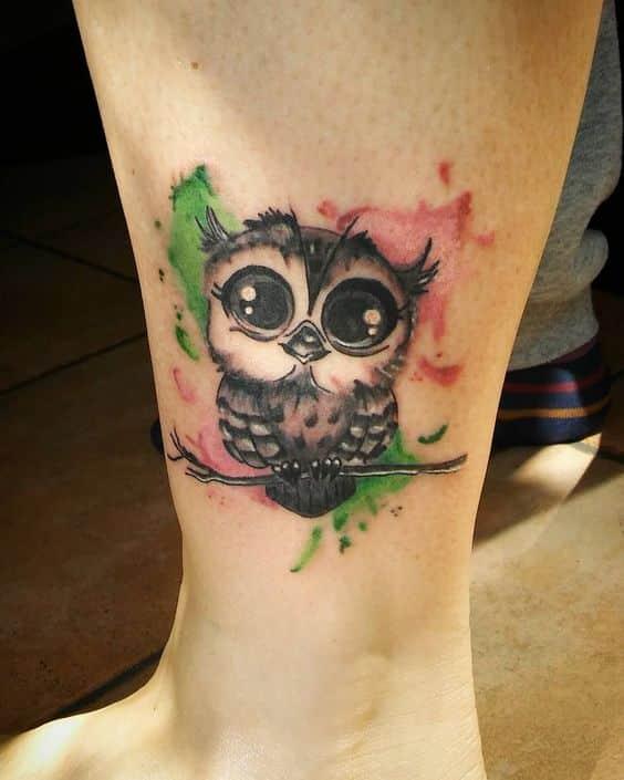 20 Tattoos De Buhos Ideas And Designs