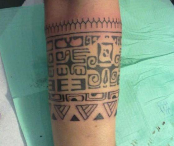 Tatuajes De Brazaletes Diferentes Ideas Y Diseños Para Escoger