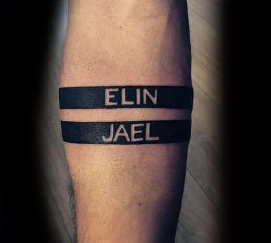 Multiples Estilos De Tatuajes De Nombres Para Chicos Y Chicas