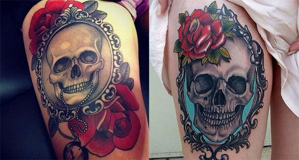 Tatuajes De Calaveras Explora Sus Diferentes Significados Y Diseños