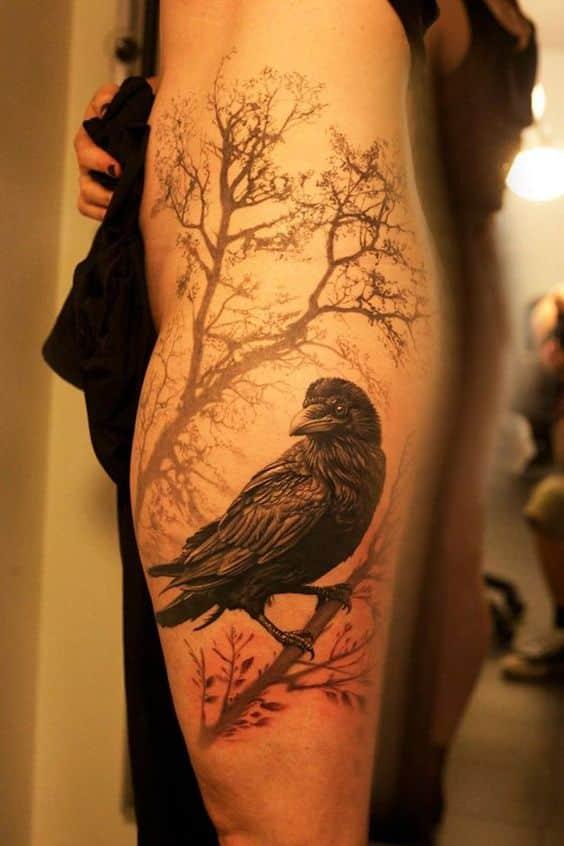 Tatuajes Góticos Significados E Ideas Para Diseños De Tatuajes