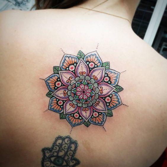 Tatuajes De Mandalas Una Mística Alternativa Y Sus Significados