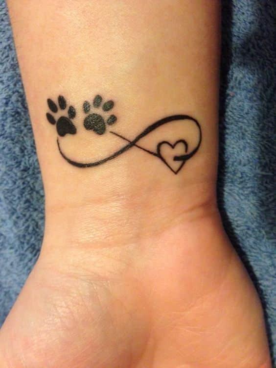 40 Tatuajes De Infinito Con Diferentes Diseños Y Combinaciones