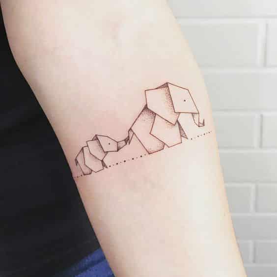 Tatuajes De Elefantessignificados Diseños Hombres Mujeres
