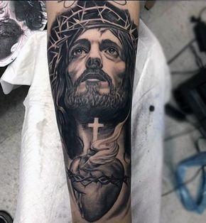 Tatuajes De Cruces Hombresmujeres Significados Tendencias