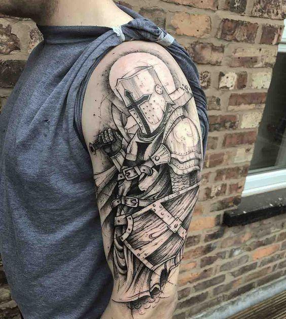 Tatuajes En Los Hombros Genailes Diseños Hombres Mujeres
