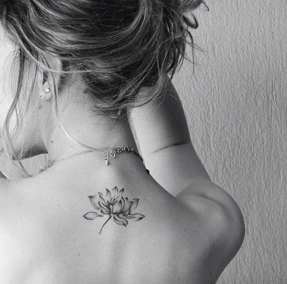 Tatuajes De Flor De Loto Diseños Significados Y Las Mejores Ideas