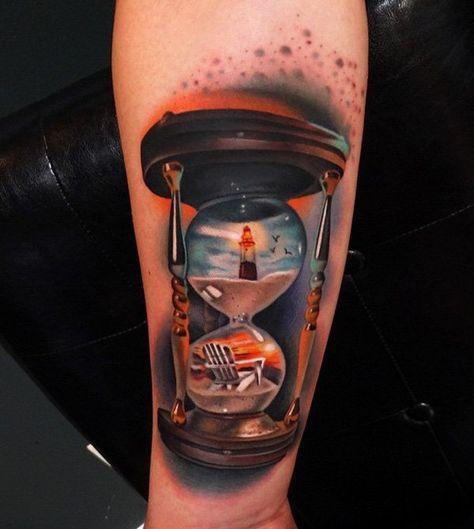 Tatuajes De Relojes Significados Y Estilos Para Hombres Y Mujeres