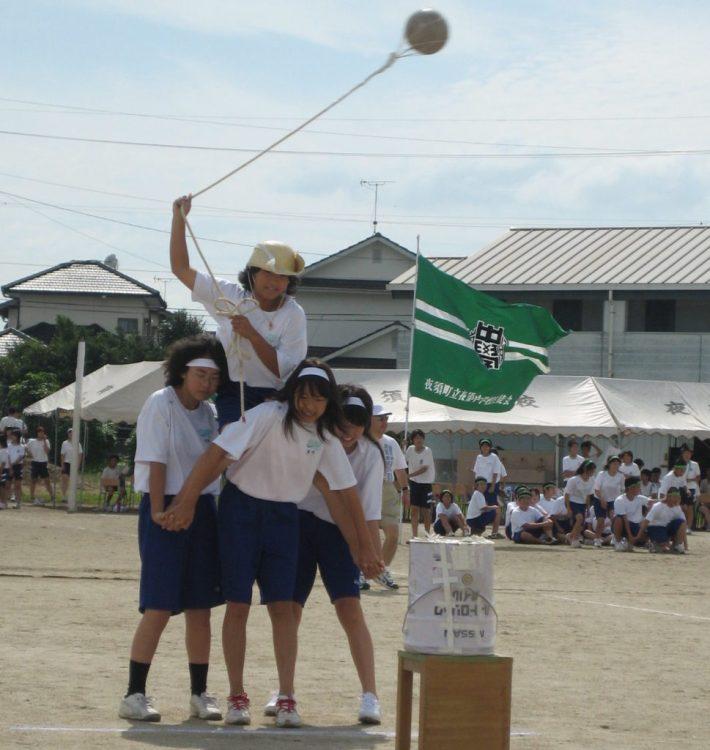 Cowboy Relay Japan Junior High School Field Day