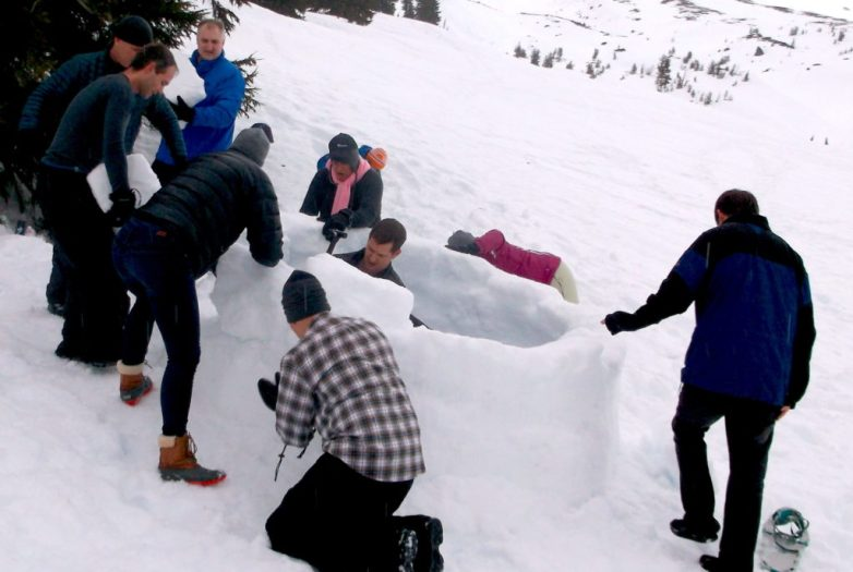 Igloo Team Build