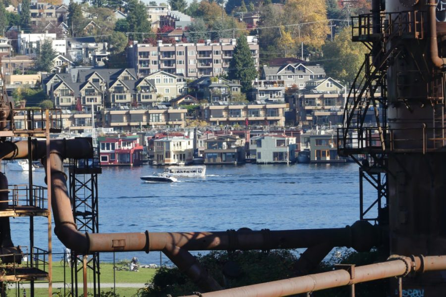 Gas Works Park Seattle WA
