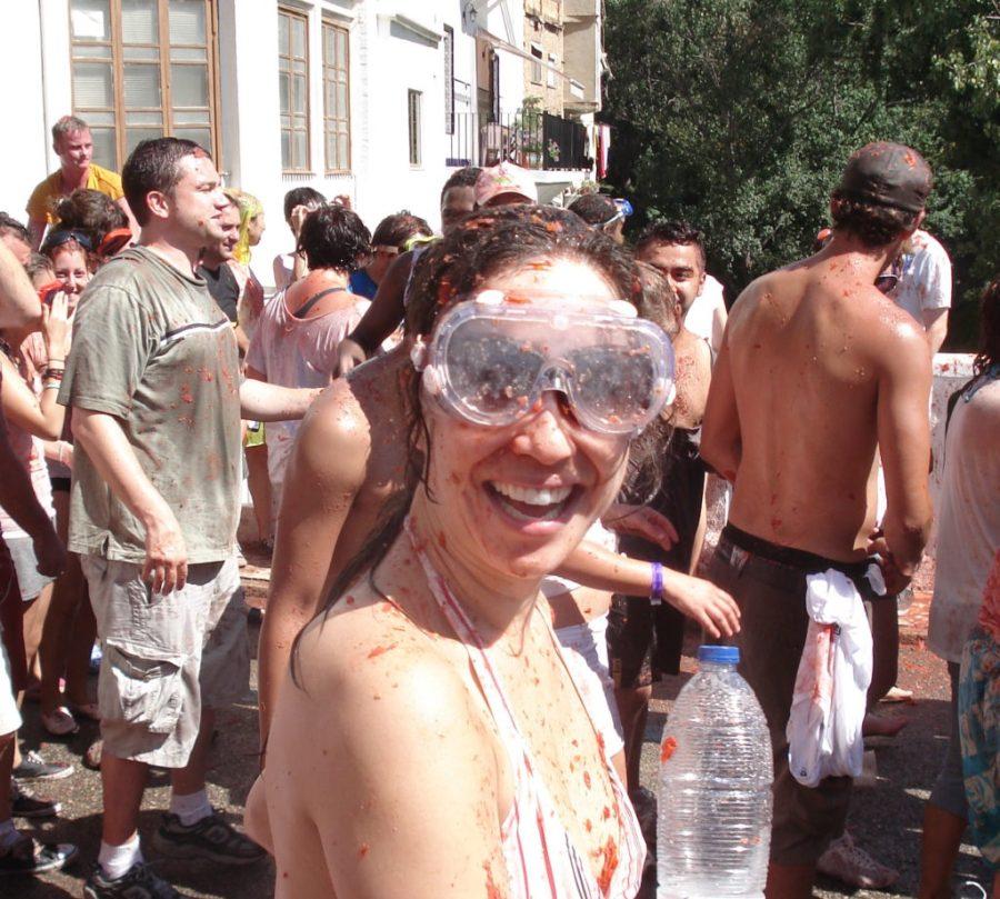 Tomato Fest in Spain