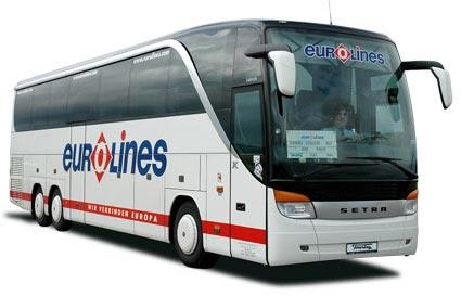 eurolines coach