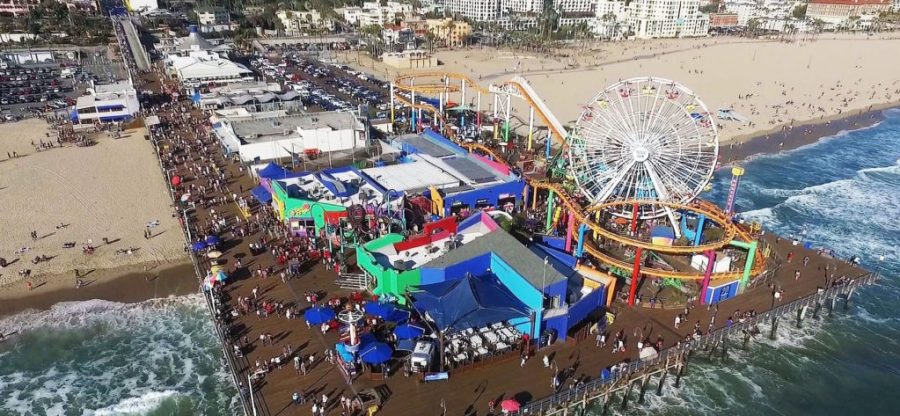 tons to do at the Santa Monica Pier