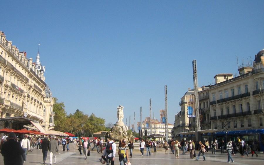 Montpellier centre ville