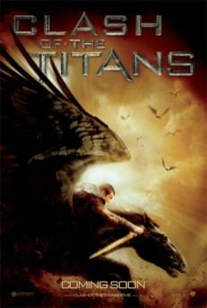 Clash of the Titans Pegasus Poster 2