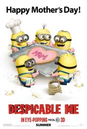 Despicable Me Poster 2