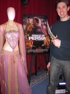 Prince of Persia The Sands of Time Prop Room 2