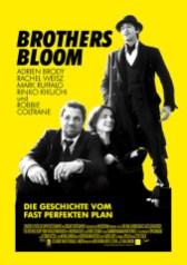 The Brothers Bloom Poster German